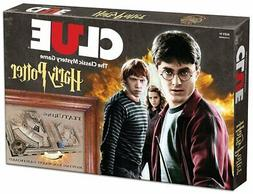 USAopoly Clue Harry Potter Board Game