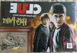 Clue Harry Potter The Classic Mystery Game Board Game 3-5 Pl