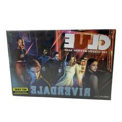 Clue Riverdale Edition Board Game Hot Topic Exclusive Hasbro