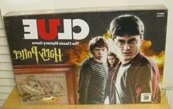 USAopoly Clue the Classic Mystery Game ~ Harry Potter ~ Fact