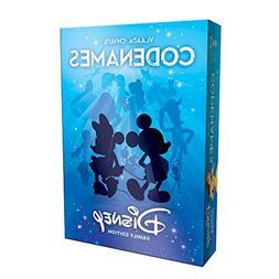 Codenames: Disney Family  Card