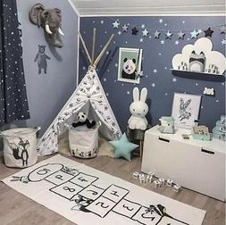 Cotton Kid Baby Room Trip Adventure Game Play Carpet Crawlin