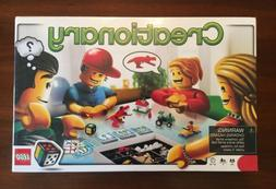 LEGO Creationary Board Game SEALD Brand New