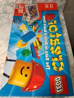 Lego Creator 1999 Board Game - The Race To Build It - New -