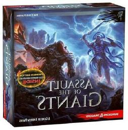 D&D: Assault of the Giants board game - Premium Edition  Nea