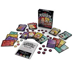 D&D Dungeon Mayhem Card Game Wizards Of The Coast WOC C61640