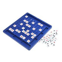 developmental intellectual number puzzle sudoku board game