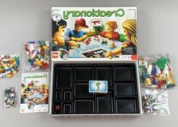 Discontinued LEGO Creationary 3844 Board Game Box NIB