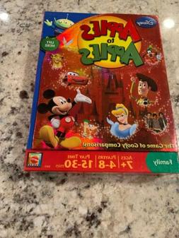 Disney Apples to Apples Card Game NEW - Free US Shipping