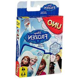 Disney Frozen UNO Playing Card Game Family Kids Fun Cards Ma