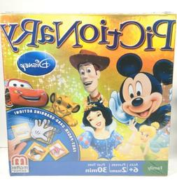 Disney Pictionary Game Family Board Games Mattel BRAND NEW S