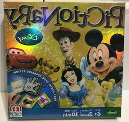 Disney Pictionary Game Family Board Games Mattel ! BRAND NEW