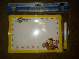 Disney Toy Story 4 Movie Dry Erase Board Features - Woody, B