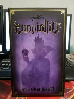 Ravensburger Disney Villainous: Wicked to The Core Board Gam
