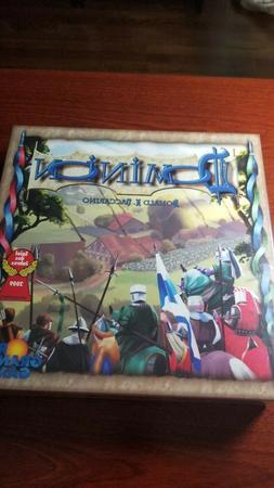 Dominion  Board Game - New/Unopened/Sealed - Rio Grande Game