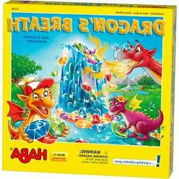 HABA Dragon's Breath - An Exciting Matching Game for 2-4 Pla