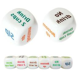 Drinking Decider Die Games Bar Party Pub Dice Fun Funny Toy