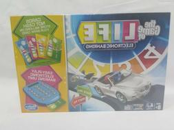 The Game Of Life Electronic Banking Board Game Family Fun Ni