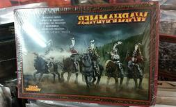 WARHAMMER -  EMPIRE PISTOLIERS - NEW/SEALED  RARE   GAMES WO