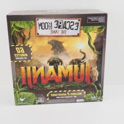 Escape Room Board Game - Jumanji Edition - New in Box