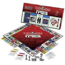 ESPN Monopoly Game New in Sealed Box
