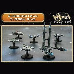 Firefly The Game Customizable Ship Model by Gale Force Nine