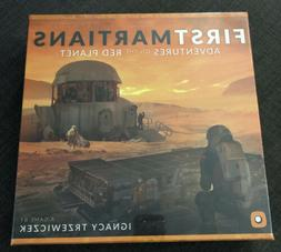 First Martians - Adventures on the Red Planet - board game -