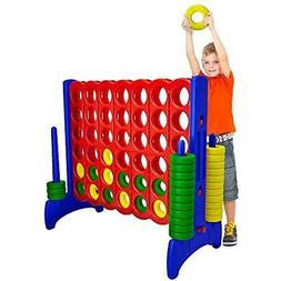Floor Games Giant 4 In Row Connect Feet Wide By 3.5 Tall Ove