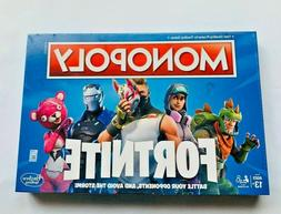 Monopoly Fortnite by Epic Games Special Edition Family Board