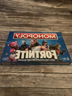 Monopoly Fortnite Edition Board Game! Brand New! Epic Games,