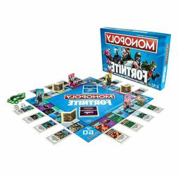 Monopoly: Fortnite Edition Board Game Classic New Sealed In