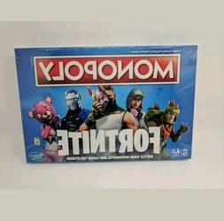 fortnite monopoly board game limited edition new