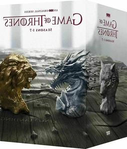 Game Of Thrones Complete DVD Series Box Set Seasons 1-7 NEW