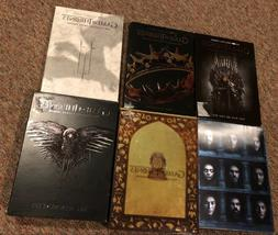 Game of Thrones The Complete Seasons 1-6 DVD Box set  NEW