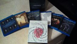 Game of Thrones The Complete Series blu ray Bluray lot Seaso