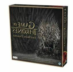 Game of Thrones: The Iron Throne Board Game - New, Sealed -