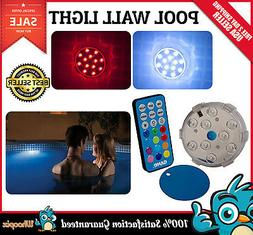 GAME Waterproof Color Changing Under LED Magnetic Swimming P