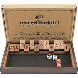 Shut Games & Accessories The Box Family - Dice For Kids Adul