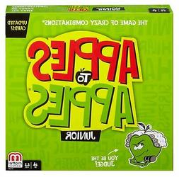 Mattel Games Apples to Apples Junior - The Game of Crazy Com