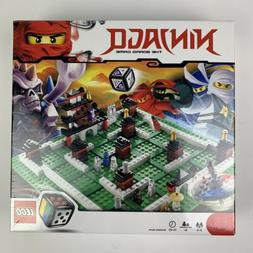 LEGO Games LEGO Ninjago The Board Game  Brand New Sealed In