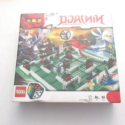 Lego Games Ninjago The Board Game *Brand New Sealed* 3856 Re