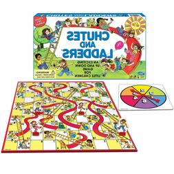 gaming chutes and ladders board game w