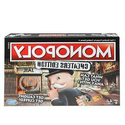 Monopoly Game: Cheaters Edition Board Game Ages 8 and Up