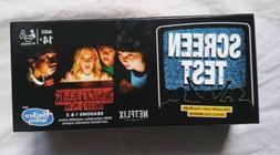 Hasbro Gaming Stranger Things Screen Test Board Game