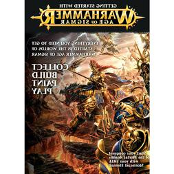 Games Workshop Getting Started with Warhammer Age of Sigmar