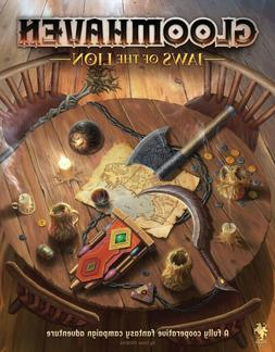 Gloomhaven: Jaws of the Lion Campaign Game