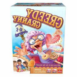 Goliath Greedy Granny Board Game Basic Pack Toys & Games