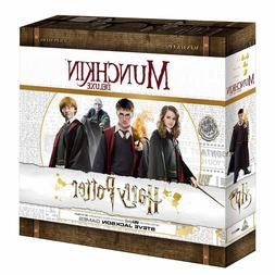 Harry Potter Munchkin Deluxe Edition Board Game USOMU01040 F