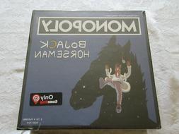 Hasbro USAopoly Monopoly Bojack Horseman Gamestop Exclusive