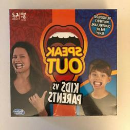 Hasbro Speak Out Kids Vs Parents Game Factory Sealed Board G